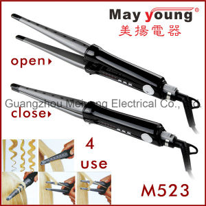 Newest 2 in 1 Hair Straightener and Hair Curler pictures & photos