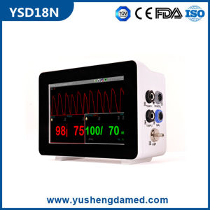 Hot Sale FDA Approved Hospital Diagnosis Equipment Patient Monitor pictures & photos