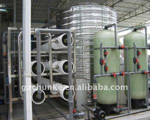 Commercial Pure Water Making Machine with RO System pictures & photos