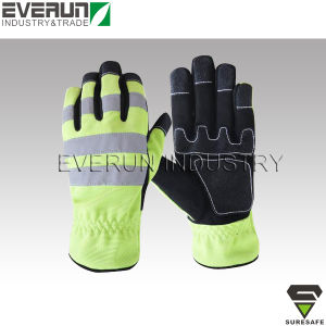 Reflective Traffic Gloves Traffic Police Gloves pictures & photos