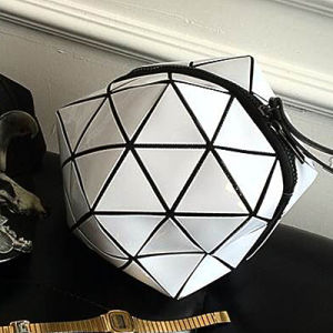 New Japan Products Wholesale Geometric Model Ball Handbag (SY6030) pictures & photos