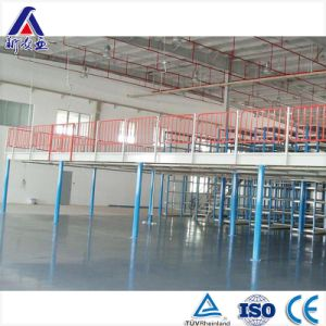 2 Levels Powder Coating Customized Steel Platform pictures & photos