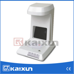 Portable LCD Display IR Infrared Counterfeit Detector pictures & photos