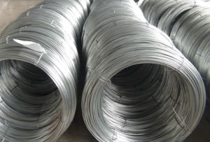 Heavy Hot Dipped Galvanized Wire Gi Wire 250g/mm2 for Binding pictures & photos