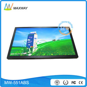 55 Inch LCD Digital Signage Player with USB SD Card (MW-551ABS) pictures & photos