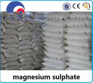Supply Industrial Grade Magnesium Sulphate pictures & photos