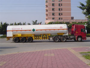 Good Low-Temperature Liquid Transport Car