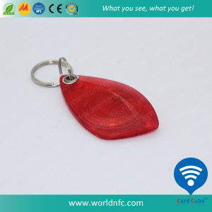 125kHz Lf ABS Colorful Waterproof RFID Tk4100 Smart Keyfob/Key Tag pictures & photos