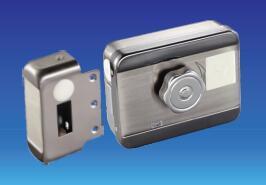 Electric Rim Lock and Automatic Door Locks pictures & photos