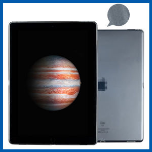 Transparent TPU Rubber Back Cover for Apple iPad PRO pictures & photos