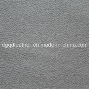 Hot-Selling Sofa PU Leather Qdl-50212 pictures & photos
