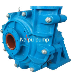 High Chrome Wear Resistant Coal Washing Slurry Handling Pumps pictures & photos