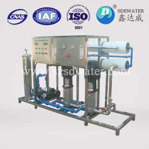 1000lph Reverse Osmosis Water Purification Treatment System pictures & photos