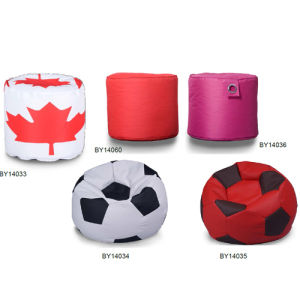 PVC Artificial Leather Beambag Cover pictures & photos