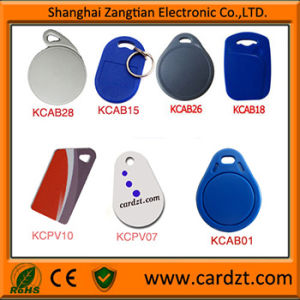Nfc Tags/Nfc Key Chains/Nfc Keyfobs Epoxy PVC ABS