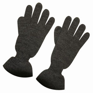Lady Fashion Wool Acrylic Knitted Winter Warm Dress Gloves (YKY5426) pictures & photos