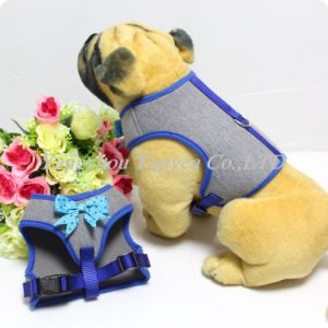 Pet Vest Dog Harness with Air Mesh Fabric Pet Clothes pictures & photos