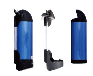 36V 10s4p Bullet Trains Style Lithium Battery Ebike Battery Water Bottle Battery Down Mounted Battery Shark Battery Power Li-ion Battery Rechargeable Battery pictures & photos