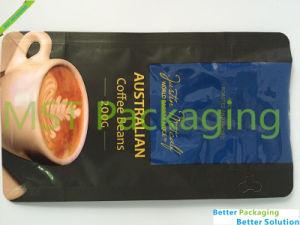 Plastic Flexible Flat Bottom Zipper Packaging Pouch pictures & photos