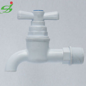 Js High Quality Plastic PVC Tap for Basin pictures & photos