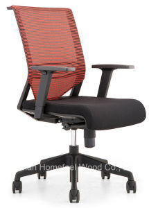 Factory Direct Make High Quality Office Mesh Swivel Computer Chair (HF-M22B) pictures & photos