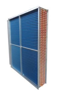 Aluminum Cooling Coils Heat Exchanger for AC System pictures & photos
