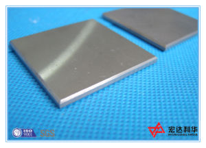 Customized Tungsten Carbide Plates pictures & photos