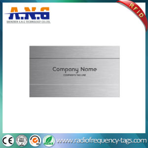 Factory Supply Compatible Plastic RFID Smart Card pictures & photos