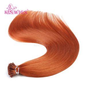 New Arrival I Tip Hair Keratin Hair Extension 100% Human Hair pictures & photos