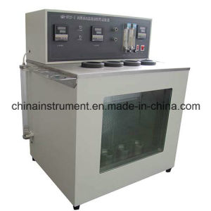 High-Temperature Lubricating Oil Foaming Characteristics Analyzer pictures & photos