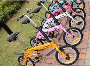 Multicolor Mini Kids Foalding Bike pictures & photos