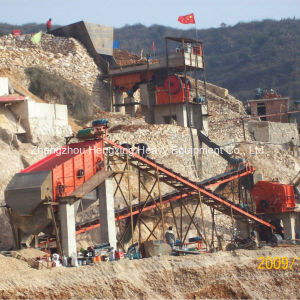 Aggregate Stone Crushing Plant, Stone Production Line, Stone Breaking Plant pictures & photos