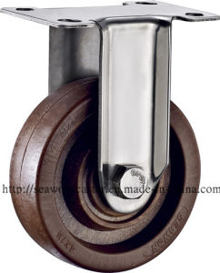 Stainless Steel Series 280degree High Temperation Caster - PA pictures & photos