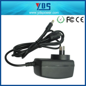 Wall Mounted 5V 2.5A AC DC Power Adapter pictures & photos