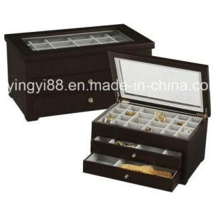 New Earring Jewelry Box Storage Organizer pictures & photos