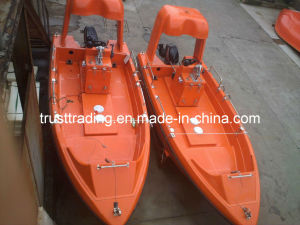 Gj6.0 High Quality Marine Fast Rescue Boat pictures & photos