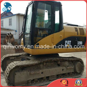 Used Caterpillar 320d Hydraulic Crawler Excavator-Shanghai-Located 2012/1000hrs Backhoe 0.5~1.0cbm/20ton Japan-Exported pictures & photos