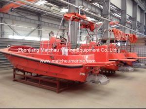 6 Person Capacity Solas Rescue Boat Craft with Davit pictures & photos