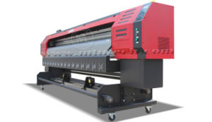 Dx5 Color Inkjet Printer pictures & photos
