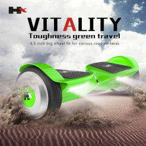 Smart Self Balancing Electric Scooter with Bluetooth Hoverboard pictures & photos