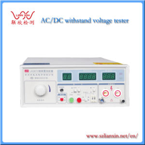 Programmable Withstanding Voltage and Cable Insulation Tester pictures & photos