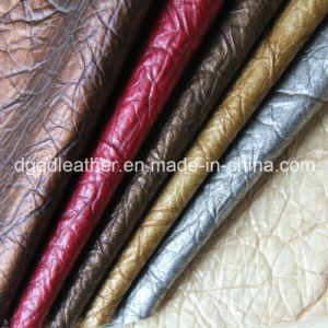 First Recommender of Embossed PU Leather (QDL-52034) pictures & photos