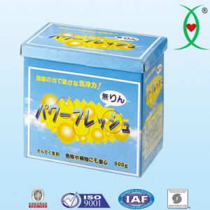 Concentrated Detergent Powder for Machine Washing with Defoam pictures & photos