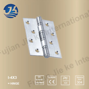 Stainless Steel Ball Bearing Hardware Wooden Door Pivot (I-4X3)