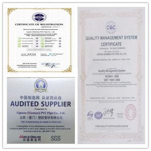 Quality CPVC UPVC Plstic PVC Pipe pictures & photos