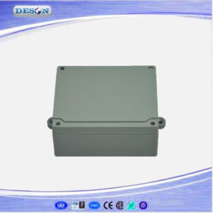 IP67 Waterproof Aluminium Distribution Box with Hinges 180X140X55mm pictures & photos