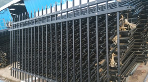 Factory Bulk Outdoor Fence, Galvanized Fence, Security Fence, Multifunctional Fence
