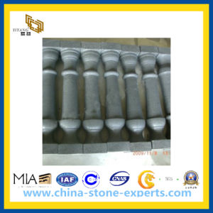 Grey Granite Basalt Stone Baluster for Building (YQG-PV1023) pictures & photos