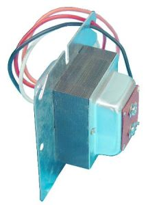 Toroidal Class 2 Plate-Mount Transformers with UL Approval