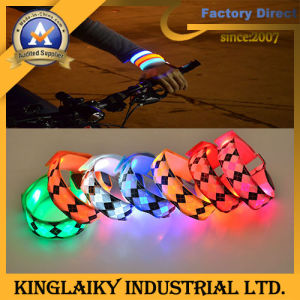 Check LED Wristband for Promotional Gift pictures & photos